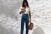 Jeans kombin