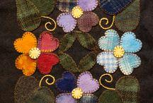 Tweed & Wool sewing