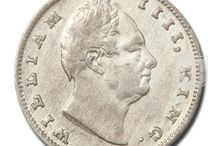Coins of William IV / Story behind the coins of William IV