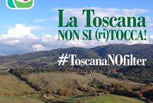 #ToscanaNOfilter / La #Toscana non si (ri)TOCCA!  La community di @Instagramers TOSCANA lancia un progetto fotografico a favore della Toscana vera e genuina, per chi crede che la nostra regione sia bella così com'è, senza ritocchi, senza l'uso degli artifici di software e app di editing.
