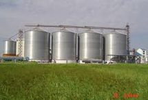 suppliers of Rice Husk Storage silo, Wood Chips Storage Silo in India