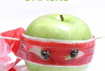 ~Lunch Box Inspiration~ / Ideas to excite the kids when they open their lunchbox!