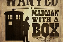 Doctor Who / by Stephanie Ferguson