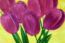 Oil Paintings / Oil paintings created by Karolina Gassner (karogfineart)