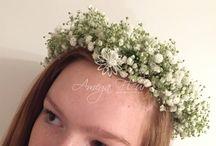 Amega Fleur Hair Accessories / Bridal Hair Accessories
