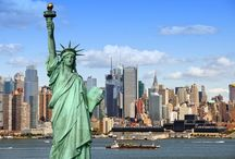 New York City Guide / Home to many iconic sites, New York City is a fast-paced, globally influential center for art, culture, fashion, finance and amazing apartments.  / by Apartment Guide