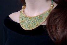 Collana / Embrodery