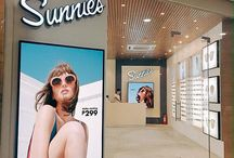 Sunnies Stations / Just some of our stores across the country