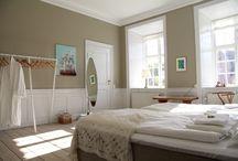 Svensk soveværelse
