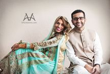 Pakistani Wedding Photography Inspiration / So lively and colorful