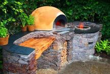 Outdoor Fire & Pizza Oven