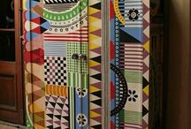 ...painted furniture... / Don't buy new...make or redo... / by Jody Dufault