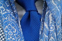 Wearing Blue / Menswear & Men's Fashion and Womens Accessories in Blue