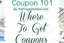 Frugal Living: All about couponing!! / Couponing it! / by Dorothy P