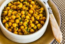 bean and rice type dishes/potato--can be adapted to Rice Diet