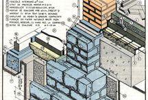 Detalii consturctie cladiri monument