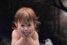 art děti