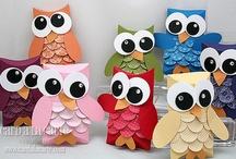 Toilett paper animals