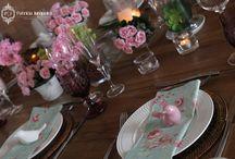 Mesas para o Jantar