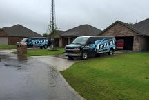 Water Extraction & Damage Repair / A Team Carpet Clean offers carpet water extraction and water damage repair services to residents and business of Comanche County in Oklahoma. This board will show you pics and much more!