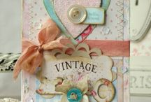 Shabby Chic and Vintage Inspiration / Pretty laces and Old World Charm