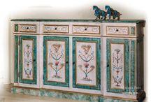 La commode / Beautiful chest of drawers in different styles. Прекрасные комоды в разных стилях.
