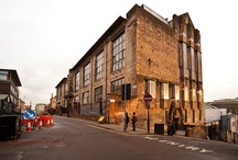 The Mackintosh- the undeniable beauty. / The Famous Glasgow school of art building.