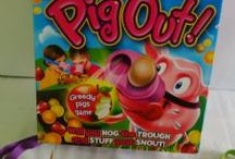 Pig Out Game