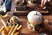 Burger stuff