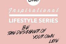 INSPIRATIONAL LIFESTYLE SERIES / This is a 6 month series delivered via social media, in which each month focuses on a different topic including: HEALTH & WELLNESS ,SELF LOVE, DREAMS, GOALS, CONNECTIONS and GRATITUDE  Throughout each series you are going to have access to so much freaking good stuff, I'm talking planners, checklists, facts, tips, quotes, recipes, workouts, skincare regimes etc brought to you by myself and a tribe of talented ladies.  Pretty awesome huh. #inspiredliving #shedesignedalifesheloved