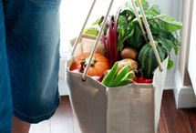 Eco friendly tote bags / Tote bags made from organic, natural, or recycled materials. Promotional tote bags and examples of great ways to use them for marketing your organization or brand.
