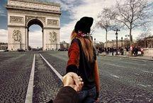 Follow me, take my hand / Kéz a kézben a világ körül Murad Osmann és Natalia Zakharova