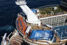 Allure of the Seas Carribean Cruise