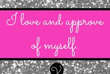 AFFIRMATIONS / Affirmations, positivity, healthy living, spirituality, peace, love, self-love, beauty, strength, quotes