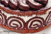 Édes és sós sütemények