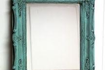 Huonekalut, kehykset / Furnitures, frames