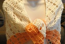 Craft: Crochet-Shawls / Prayer Shawls  / by Jeanette Schwarz