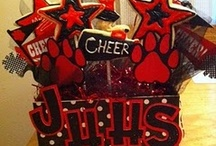 Cheer stuff! / by Kristi Meyers