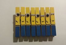 Minion crafts