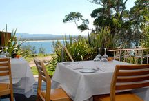 """Foodie Restaurants"" Mollymook Milton Ulladulla / Lists and illustrates the fine dining restaurants, Foodie destination NSW South Coast."