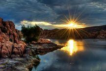 Lakes...rivers