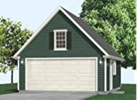 Detached Garage Concepts