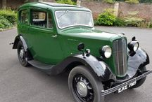 The Cool Morris 8 / As an owner of one of these classics I just have to share :-)