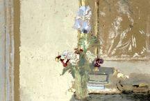 arte - Edward Vuillard (1868-1940) / arte - pittore francese