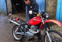 xl250 -> xl400 restoration