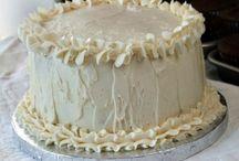 Cakes / by Melissa Huntsberger