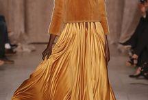 Amber / Shades of Amber : Gilded, Glowing, Glamorous.