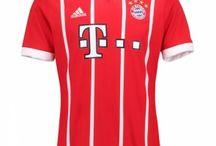 Fotbalové dresy Bayern München / Koupit Fotbalové Dresy Bayern München levně. Bayern München Domácí Dres/Venkovní Dres/Alternativní Dres/Dlouhý Rukáv s vlastním potiskem.