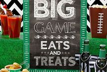 Football Party Ideas! / Are you hosting the BIG GAME this year? Get great ideas for everything you need to make your party SCORE BIG! / by Hyatt Palm Springs