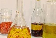 Aceites aromatizados